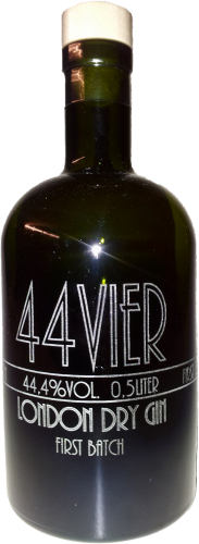 44VIER London Dry Gin