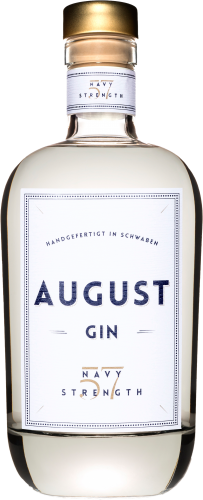 August Gin Navy Strength