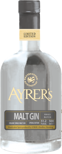 AYRER's Organic Single Malt Gin