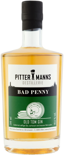 Bad Penny Old Tom Gin