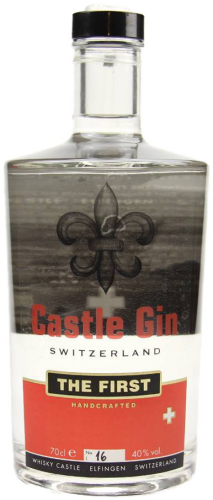 Castle Gin - The First