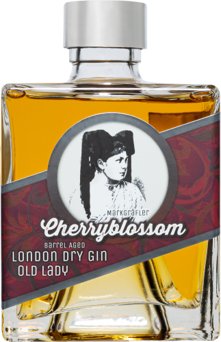 Cherryblossom London Dry Gin Old Lady