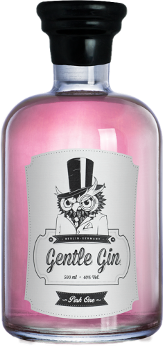 Gentle Gin Pink One