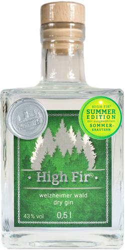 High Fir Summer Edition