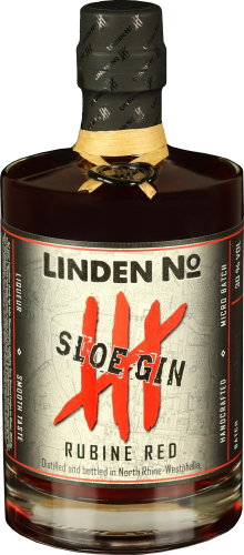 Linden No. 4 - Sloe Gin Rubine Red