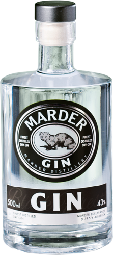 Marder Black Forest Dry Gin