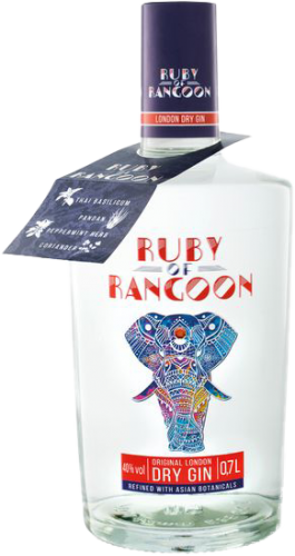 Ruby of Rangoon Original London Dry Gin