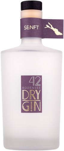 Senft Bodensee Dry Gin 42