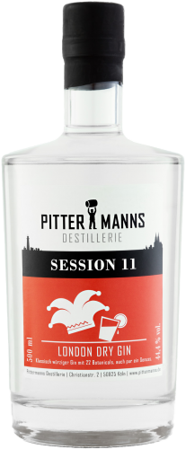 Session 11 London Dry Gin