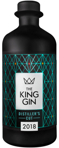 The King Gin Distillers Cut