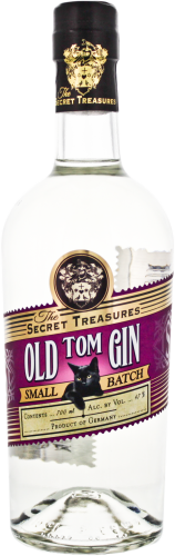 The Secret Treasures Old Tom Gin